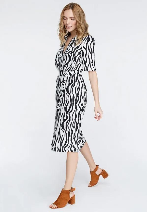 15 платьев-рубашек, в которые вы влюбитесь с первого взгляда-Фото 8