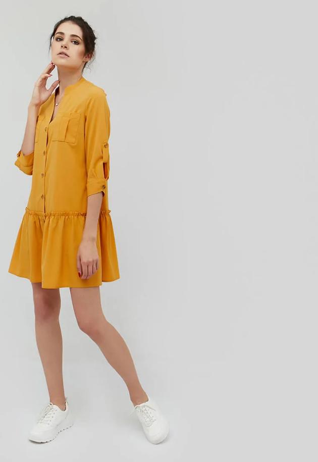 15 платьев-рубашек, в которые вы влюбитесь с первого взгляда-Фото 10