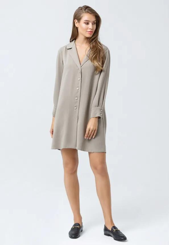 15 платьев-рубашек, в которые вы влюбитесь с первого взгляда-Фото 15