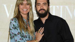 СМИ: Хайди Клум вышла замуж за Тома Каулитца-320x180
