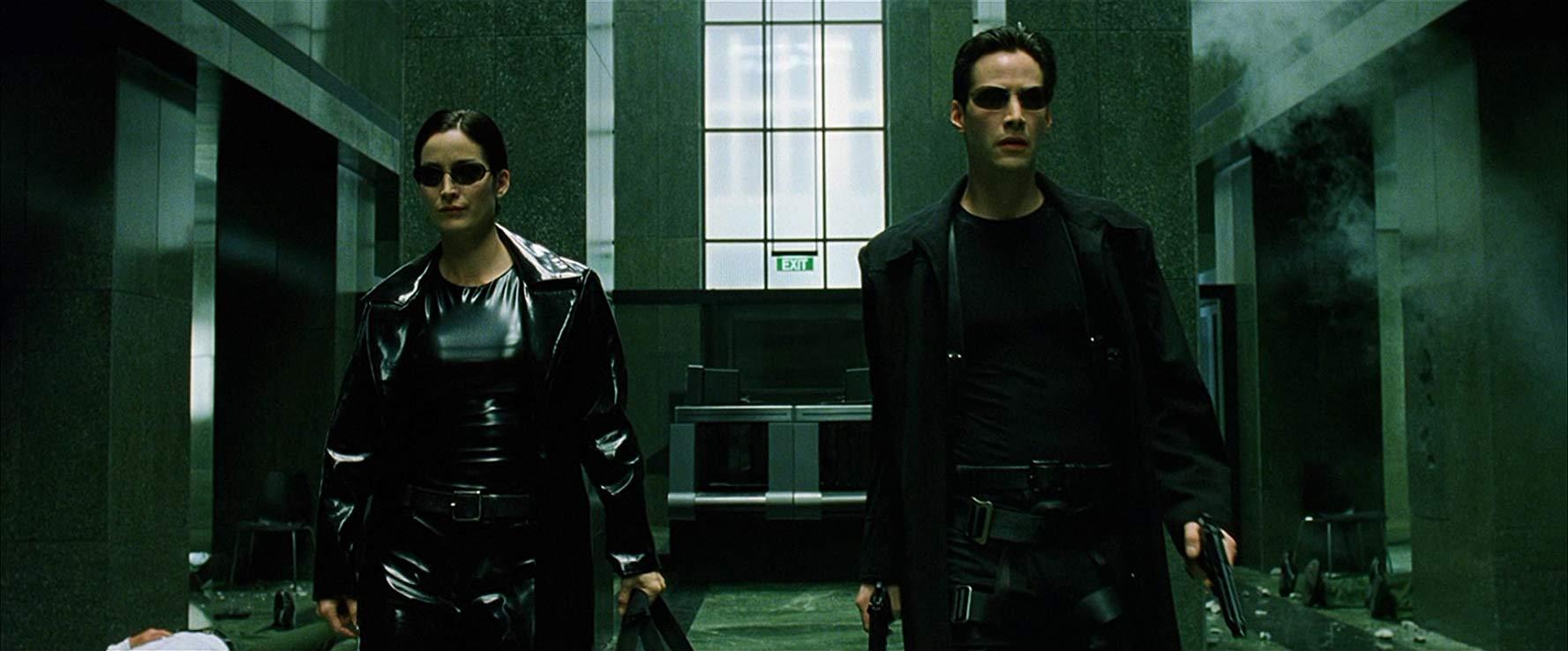 Киану Ривз снимется в четвертой части фильма «Матрица»-Фото 1