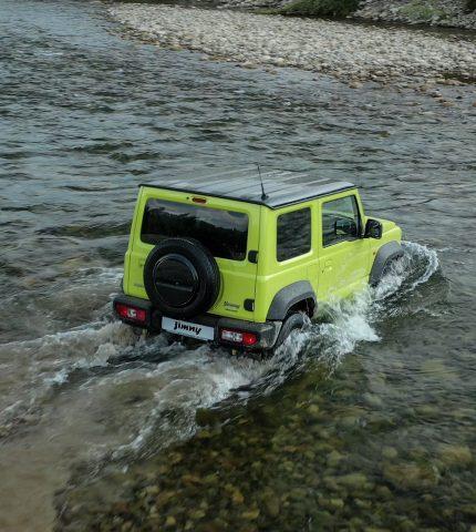 В Карпаты на внедорожнике Suzuki Jimny-Фото 10