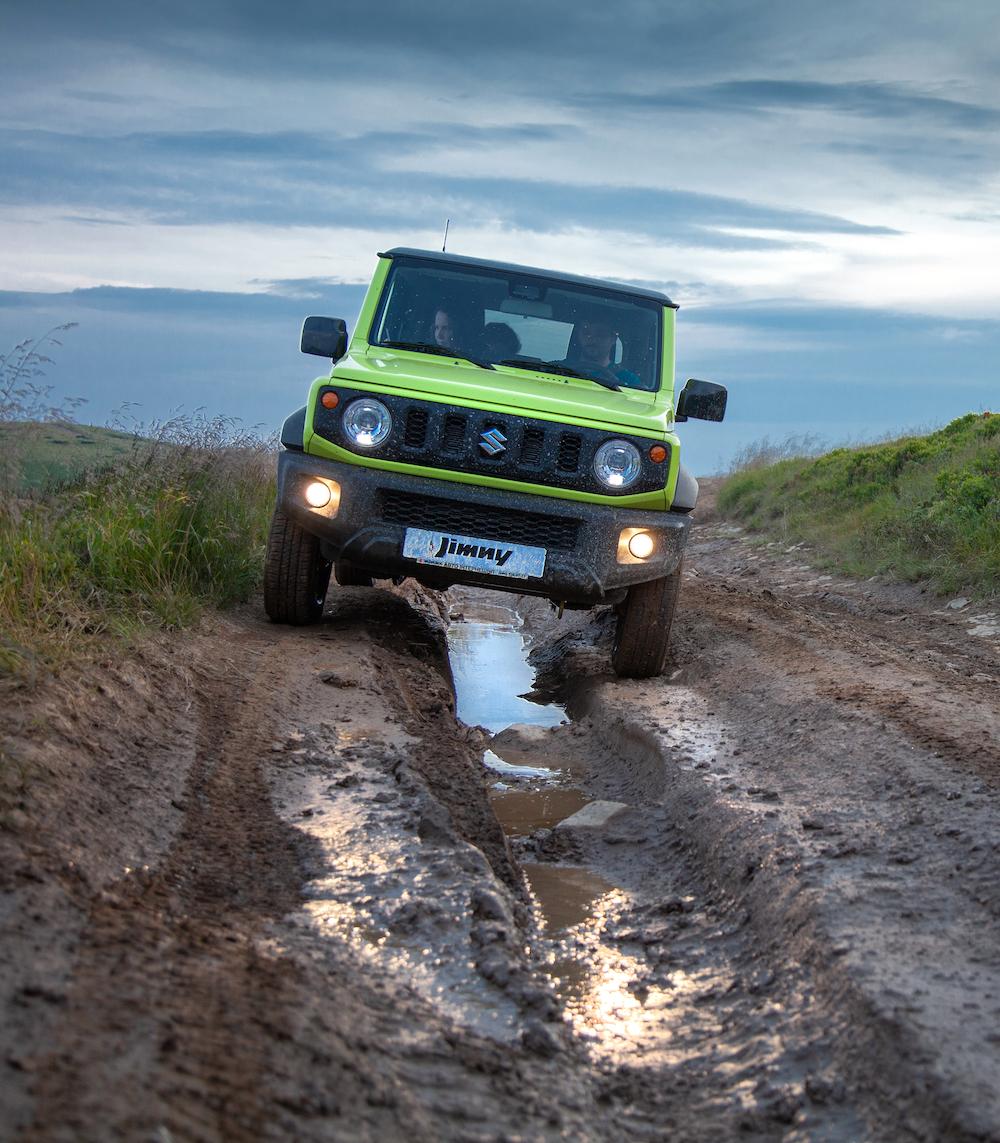 В Карпаты на внедорожнике Suzuki Jimny-Фото 2