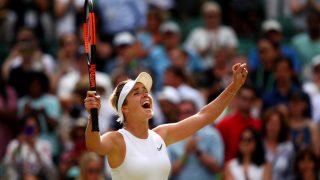 Украинская теннисистка Элина Свитолина попала в рейтинг Forbes-320x180