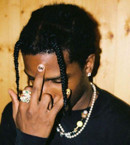 A$AP Rocky выпустили из шведской тюрьмы-430x480
