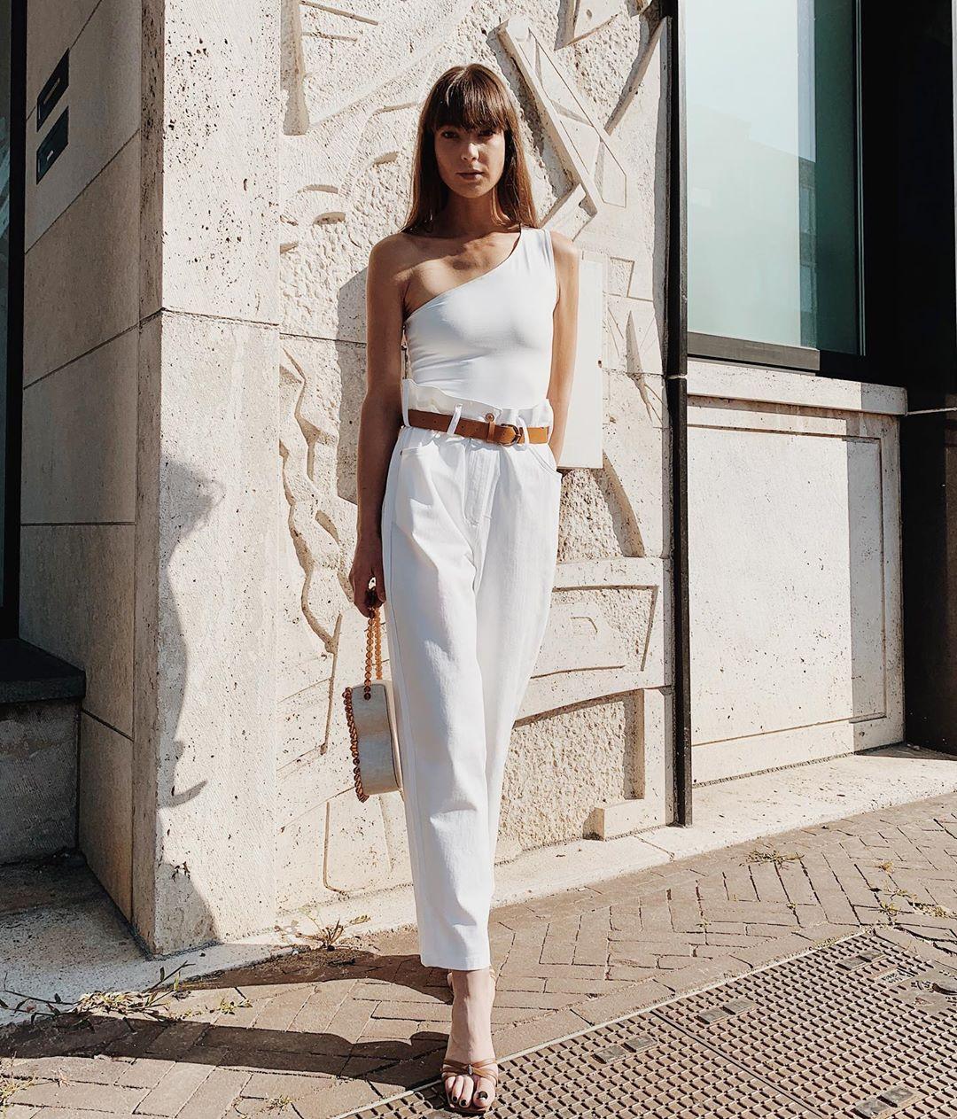 Как носить образы в стиле total white-Фото 4