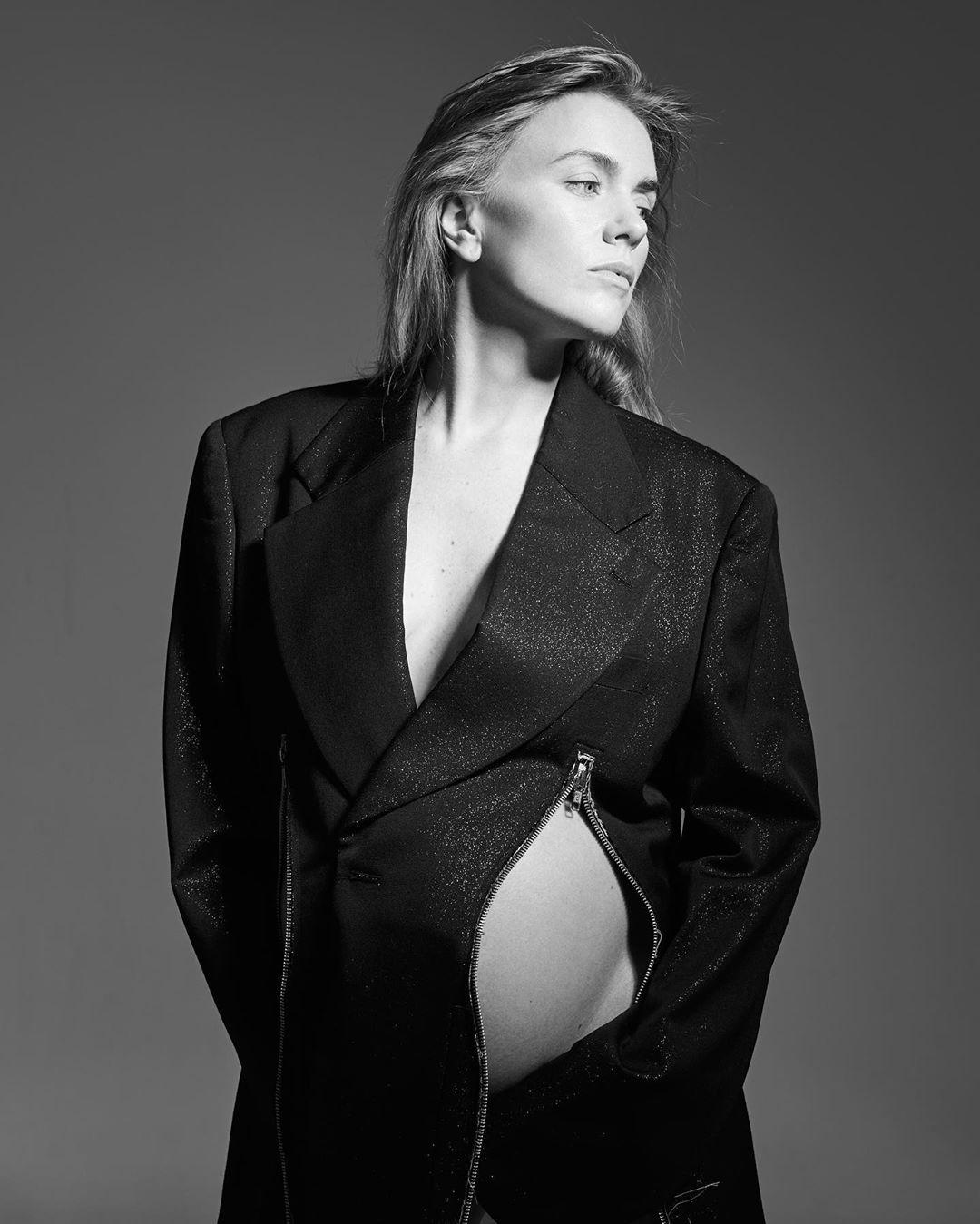 Дизайнер Лиля Литковская впервые стала мамой-Фото 1