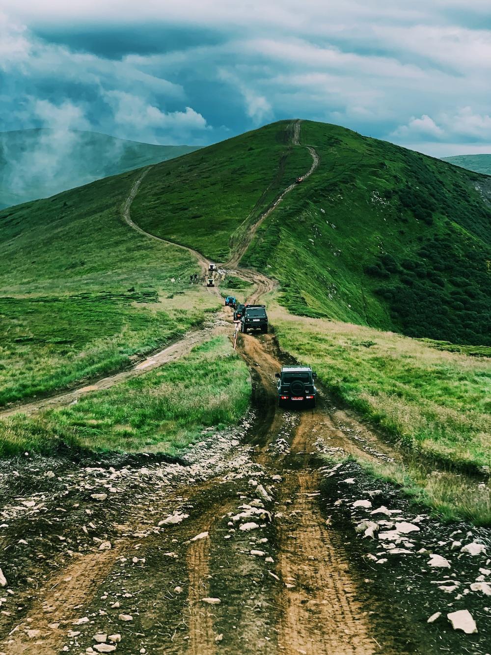 В Карпаты на внедорожнике Suzuki Jimny-Фото 4