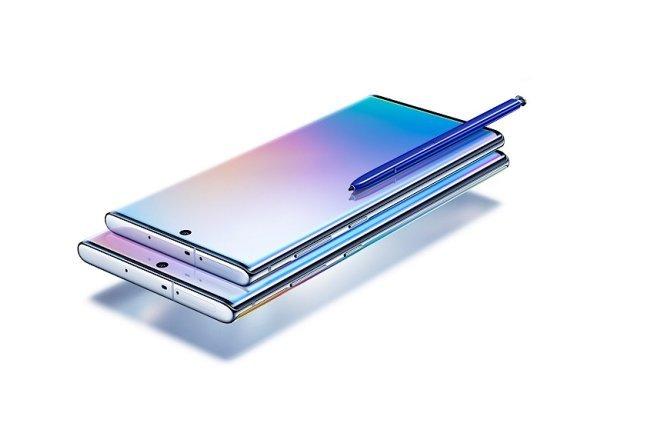 Samsung представили в Украине смартфоны Galaxy Note10 / Note10+-Фото 4