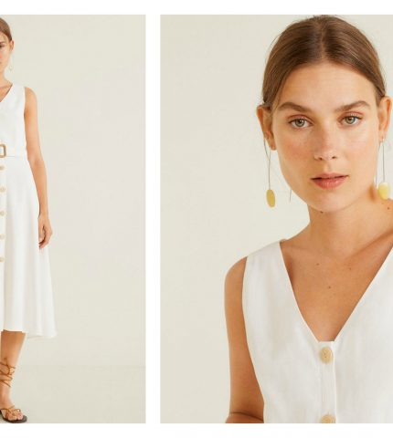 Как носить образы в стиле total white-430x480