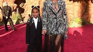 Песня Бейонсе и ее дочери Блю Айви попала в чарт Billboard-320x180