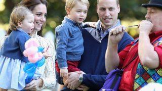 О дружбе принца Джорджа и принцессы Шарлотты-320x180