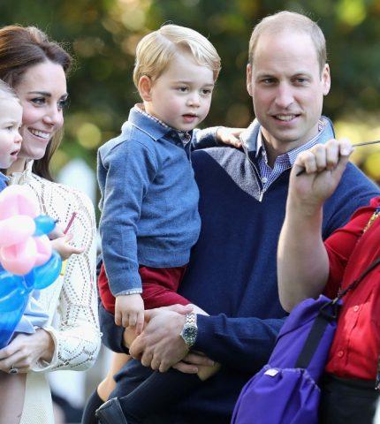 О дружбе принца Джорджа и принцессы Шарлотты-430x480