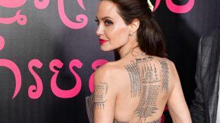 Анджелина Джоли: «Нет ничего более привлекательного, чем женщина с независимой волей»-320x180