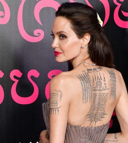 Анджелина Джоли: «Нет ничего более привлекательного, чем женщина с независимой волей»-430x480
