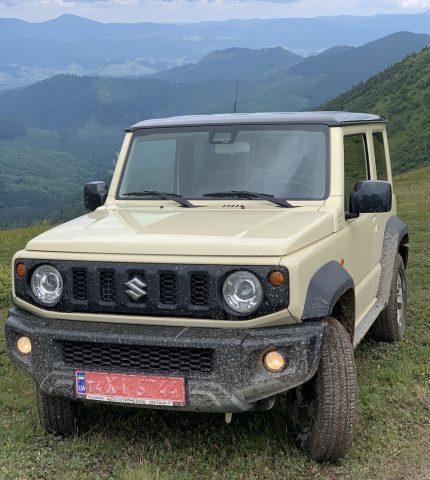 В Карпаты на внедорожнике Suzuki Jimny-Фото 8