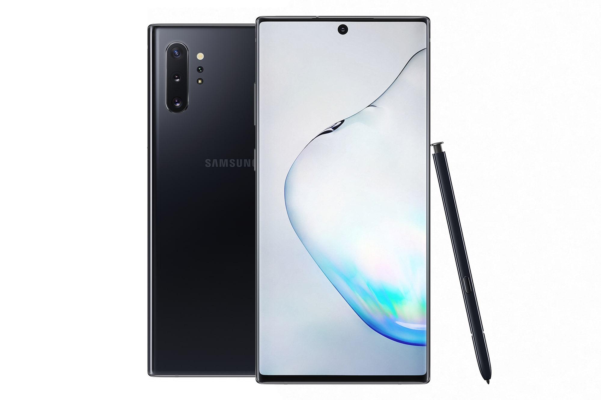 Samsung представили в Украине смартфоны Galaxy Note10 / Note10+-Фото 5