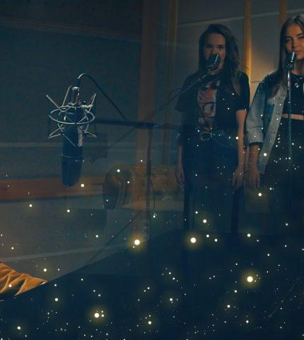 Pianoбой та Open Kids записали саундтрек до українського фентезі «Поліна і таємниця кіностудії»-430x480