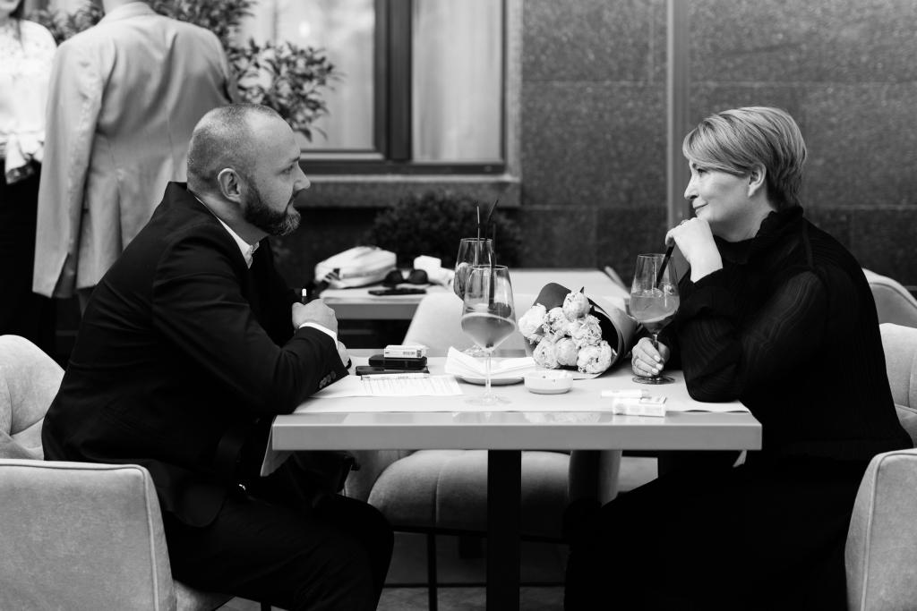 Public talk с Ириной Данилевской в кондитерской-библиотеке SWEET BOOK