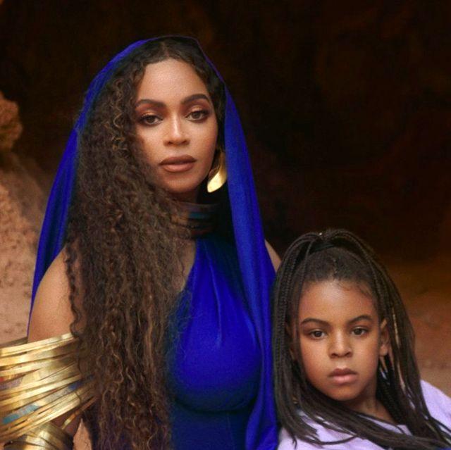 Песня Бейонсе и ее дочери Блю Айви попала в чарт Billboard-Фото 1