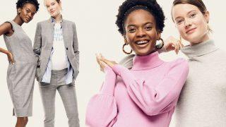 J.Crew в коллаборации с HATCH выпустили офисную одежду для беременных женщин-320x180