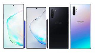 Samsung представили в Украине смартфоны Galaxy Note10 / Note10+-320x180