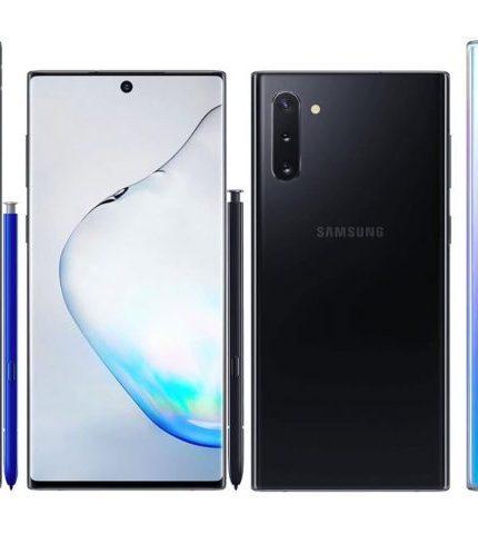 Samsung представили в Украине смартфоны Galaxy Note10 / Note10+-430x480