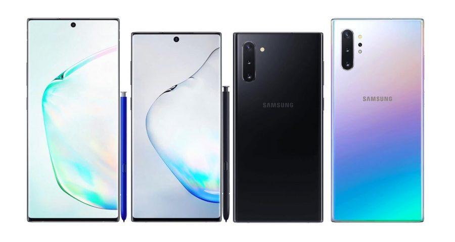 Samsung представили в Украине смартфоны Galaxy Note10 / Note10+-Фото 1