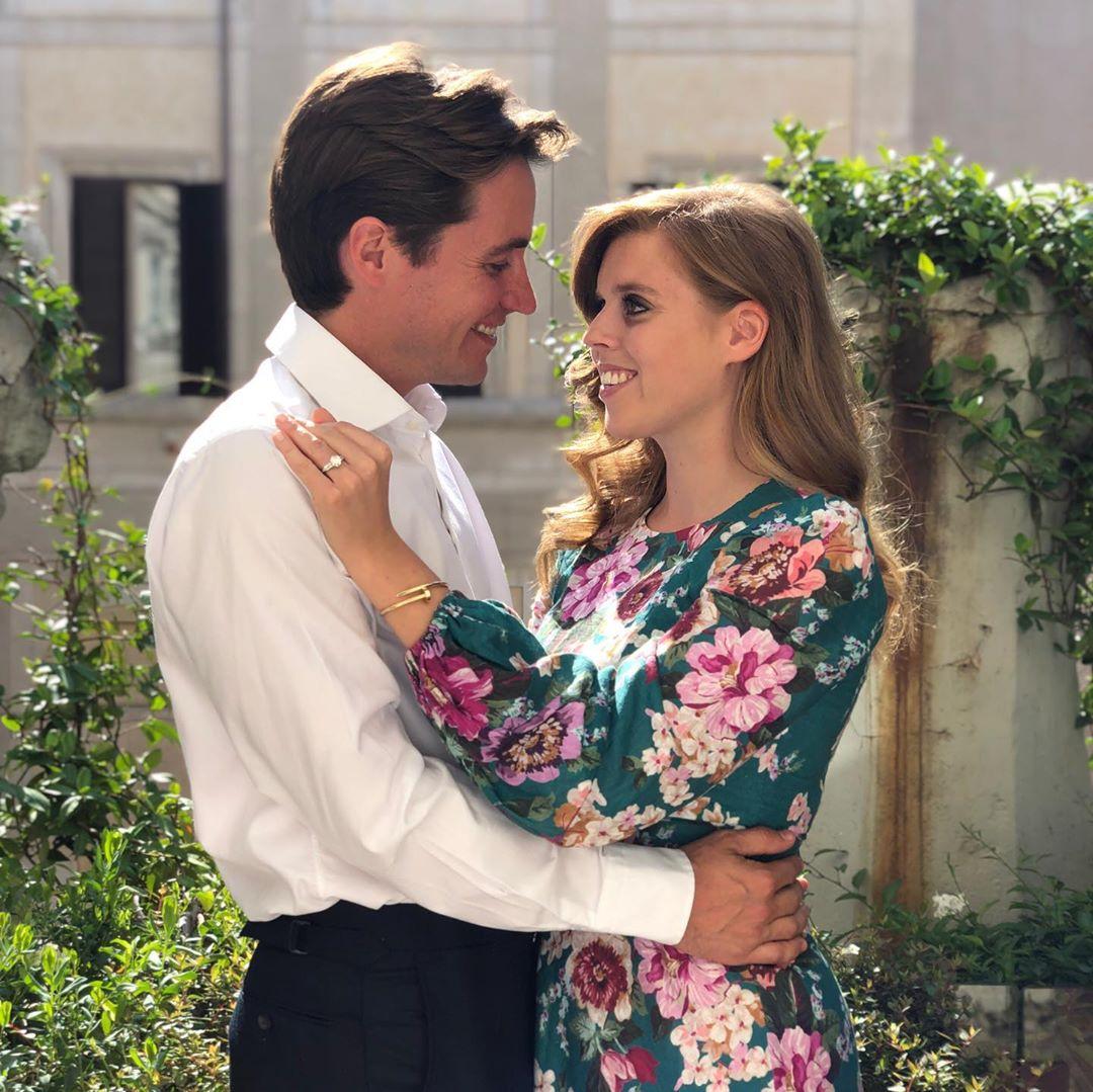 Принцесса Беатрис объявила о помолвке с итальянским миллионером-Фото 1