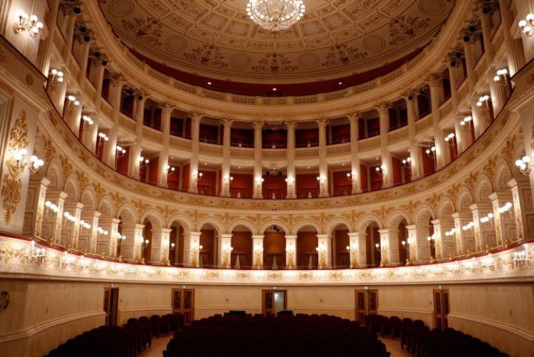 театр галли италия