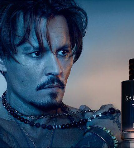 Джонни Депп оказался в центре скандала из-за рекламы Dior-430x480