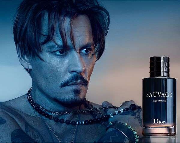 Джонни Депп оказался в центре скандала из-за рекламы Dior-Фото 1