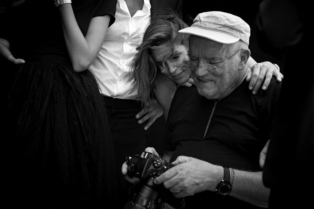 10 цитат Питера Линдберга о моде, фотографии и женской красоте-Фото 1