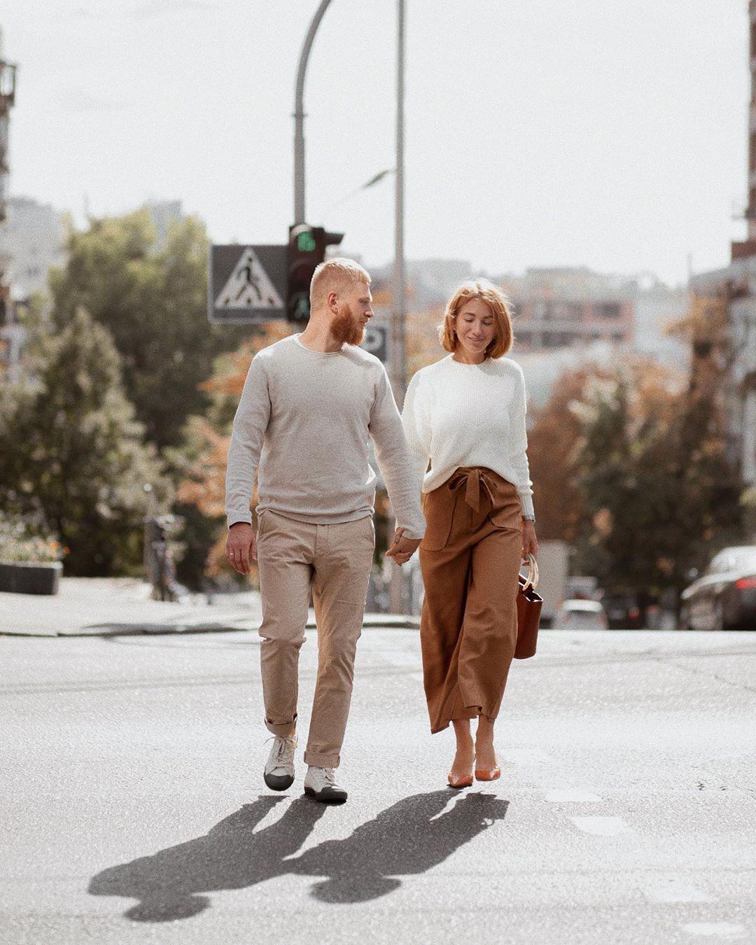 Как влюбленные пары подбирают себе стильные образы-Фото 3
