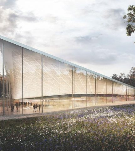 Как будет выглядеть мемориальный центр Холокоста в Бабьем Яру-430x480