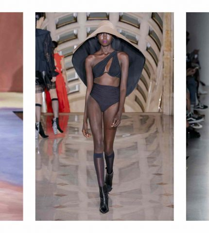 Неделя моды в Нью-Йорке: 12 самых интересных образов с подиума-430x480