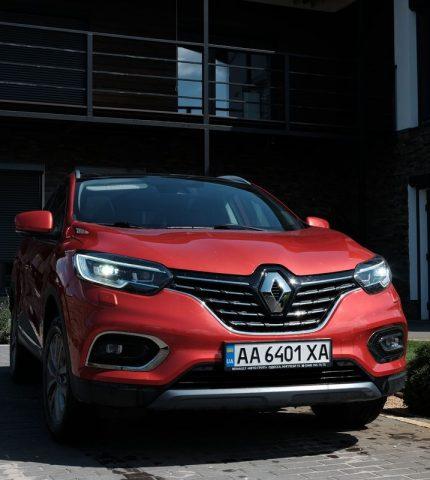Кроссовер Renault Kadjar-Фото 8