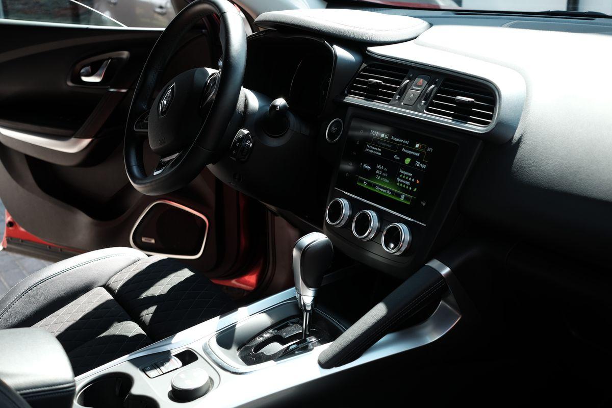 Кроссовер Renault Kadjar-Фото 5