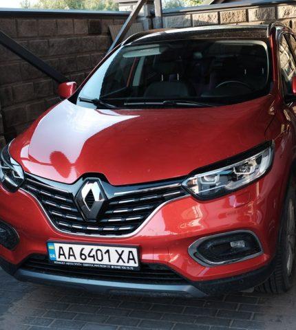 Кроссовер Renault Kadjar-Фото 16