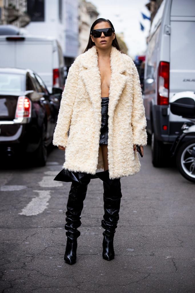 одежда на зиму 2020