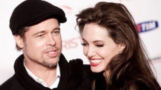 Анджелина Джоли против общения Брэда Питта с семейством Кардашьян — СМИ-320x180