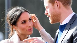 Как Меган Маркл поздравила принца Гарри с Днем рождения-320x180
