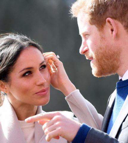Как Меган Маркл поздравила принца Гарри с Днем рождения-430x480