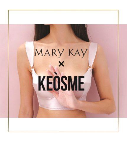 Mary Kay та KEÒSME випустили лінійку білизни з соціальним підтекстом-430x480