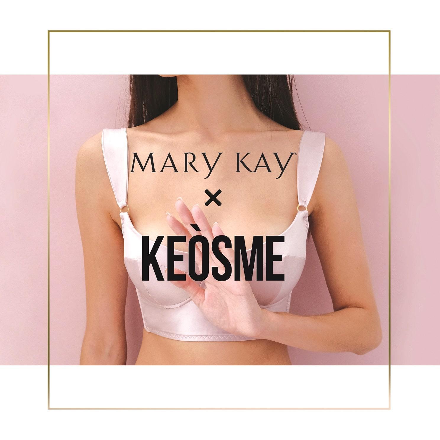 Mary Kay та KEÒSME випустили лінійку білизни з соціальним підтекстом-Фото 1