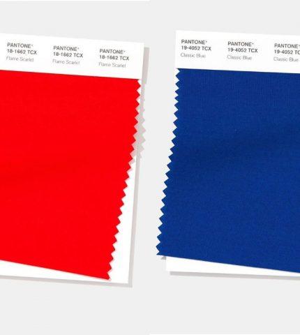 Трендовые цвета 2020 года по версии Pantone-430x480