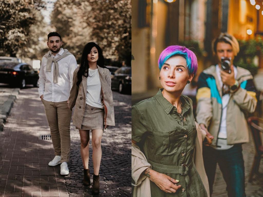 Как влюбленные пары подбирают себе стильные образы-Фото 1