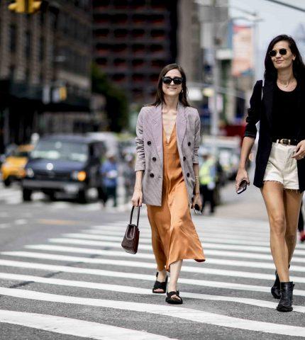10 стильных образов с улиц Нью-Йорка-430x480