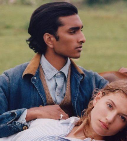 Polo Ralph Lauren представляют коллекцию денима на осень 2019-430x480