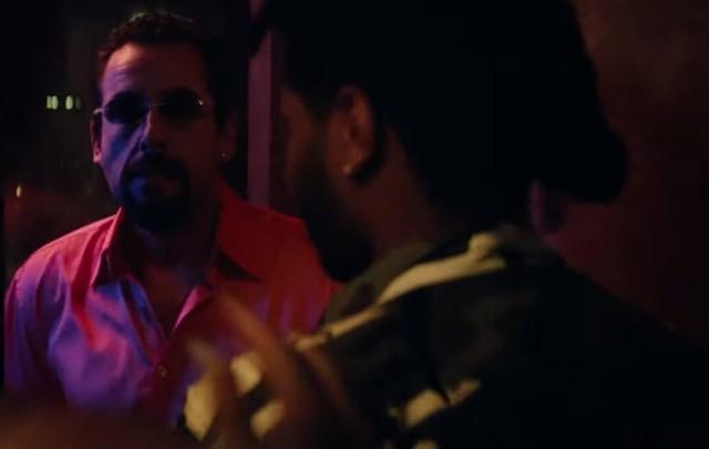 The Weeknd и Адам Сэндлер дерутся в трейлере «Неограненные драгоценности»-Фото 1